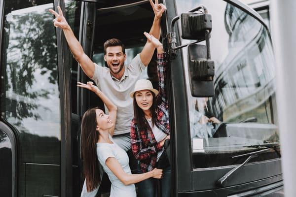 Hyra buss i Stockholm och uppleva Bergslagen
